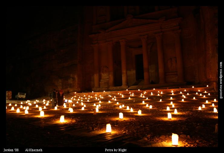jordan petra by night al khazneh treasury candles concert иордания петра ночью казначейство свечи аль кажне