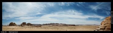 jordan wadi rum desert panorama иордания пустыня вади рам панорама
